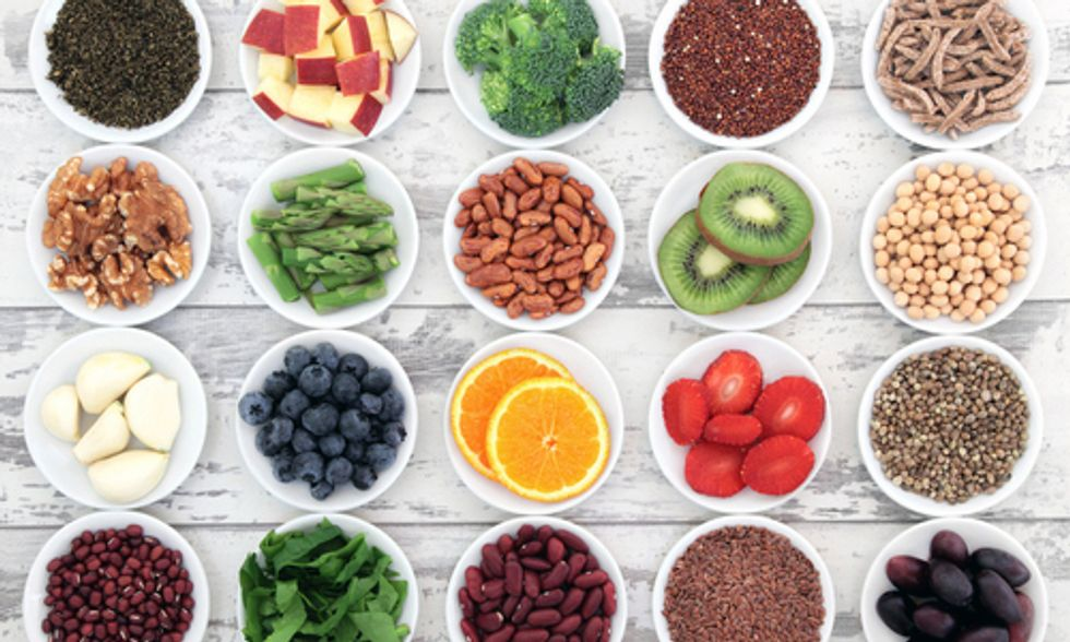 Top 10 Superfoods Ranked by Experts