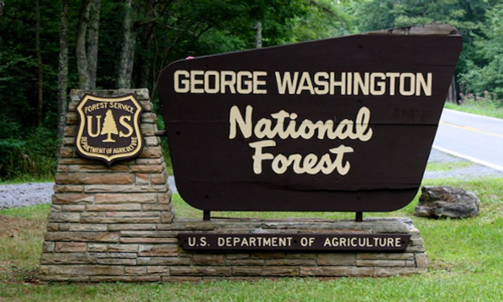Fracking Approved in Largest National Forest in Eastern U.S.