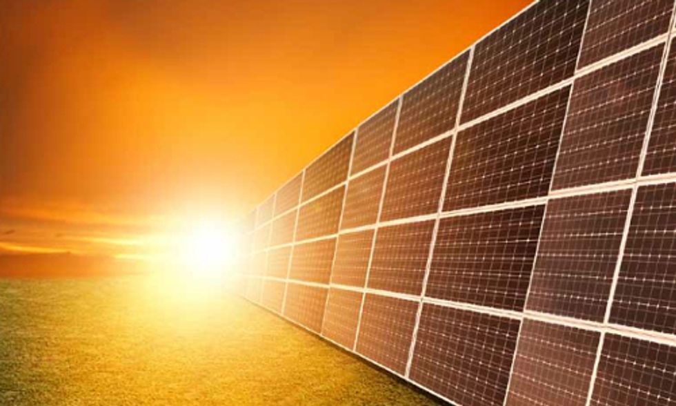 Solar Energy Could Power America 100 Times Over