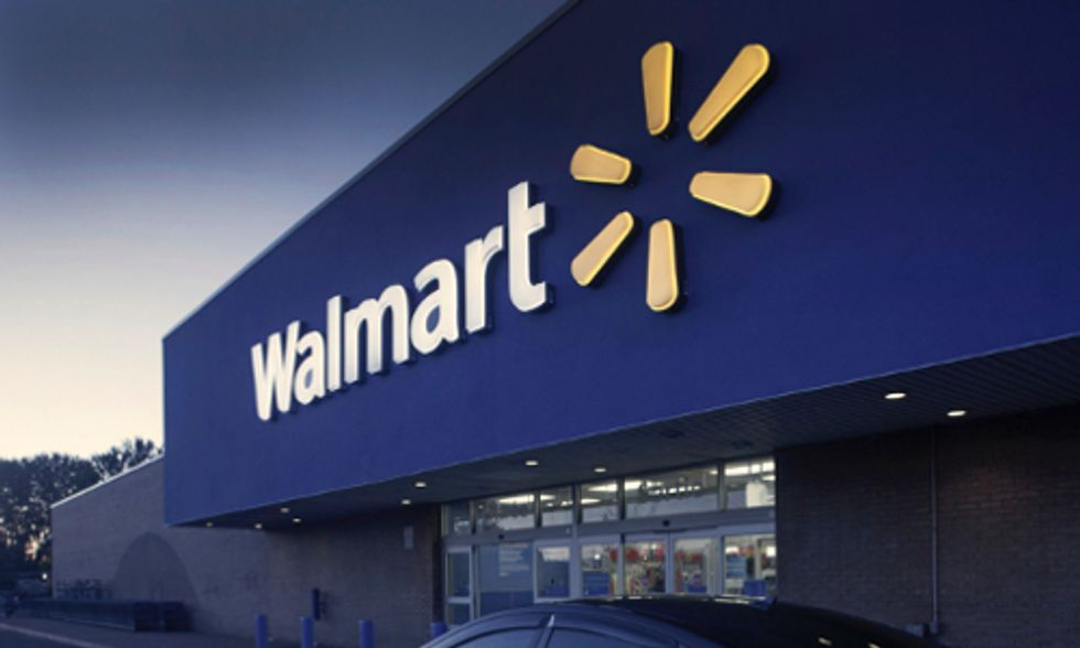 Report Exposes Walmart's Dirty Energy Secret