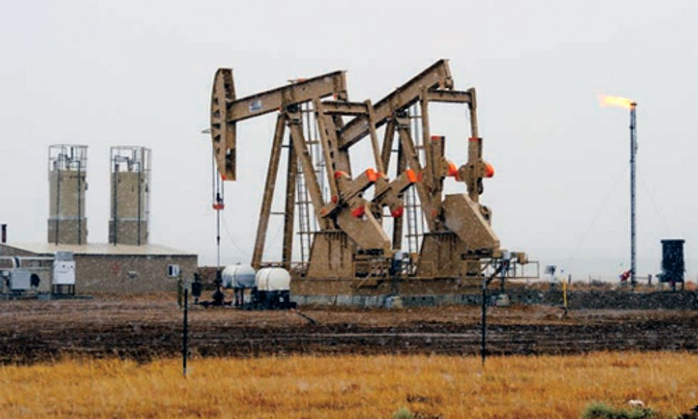 How Oil and Gas Industry Could Cut Methane Pollution in Half