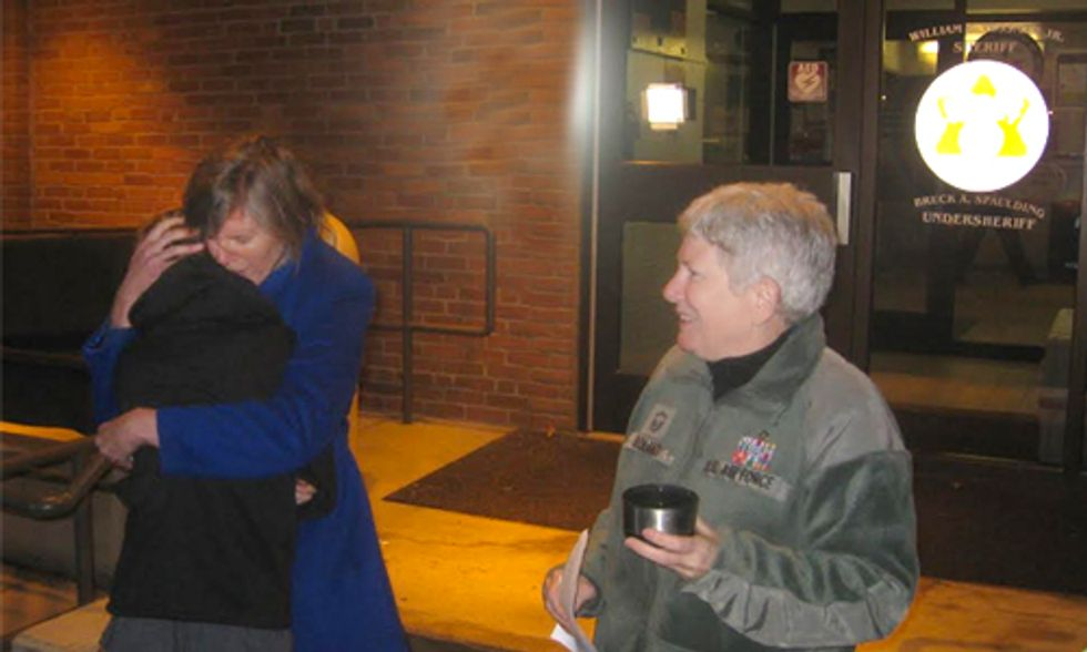 Anti-Fracking Warriors Steingraber and Boland Released From Jail