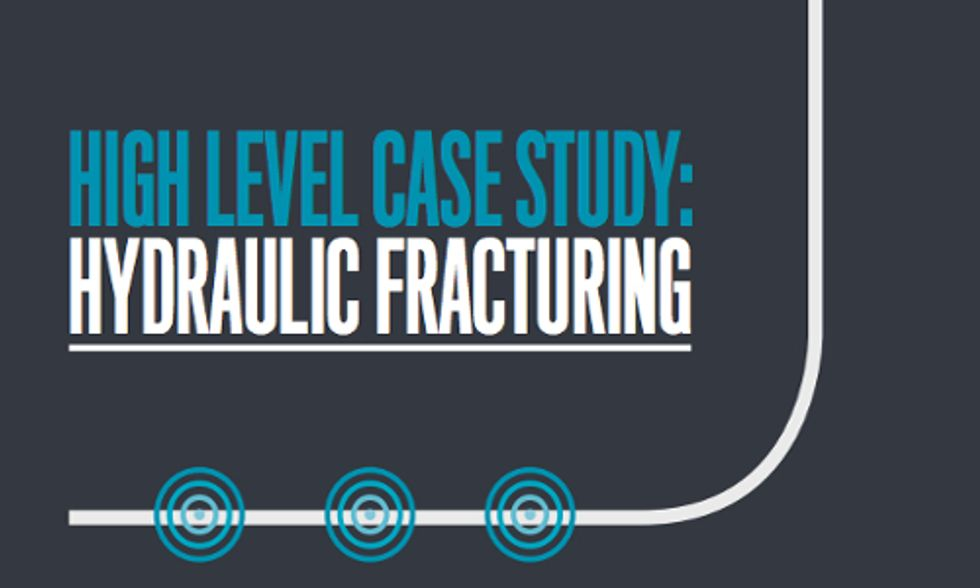 Fracking Risks Compared to Asbestos and Other Environmental and Health Dangers