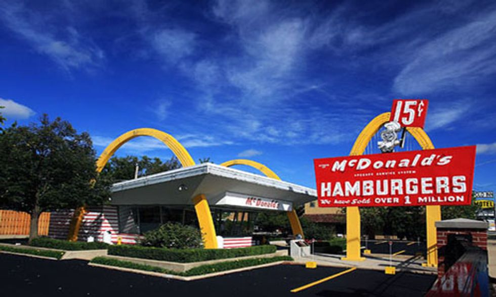 McDonald's Palm Oil Policy: Not 'Lovin' It'