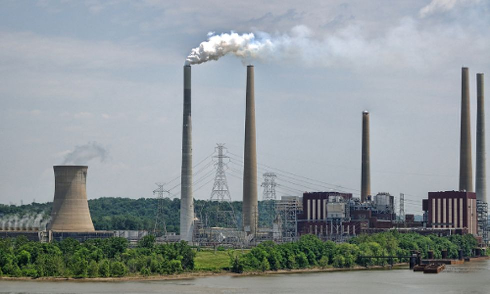 Find Out What State Wants to Bail Out Big Coal