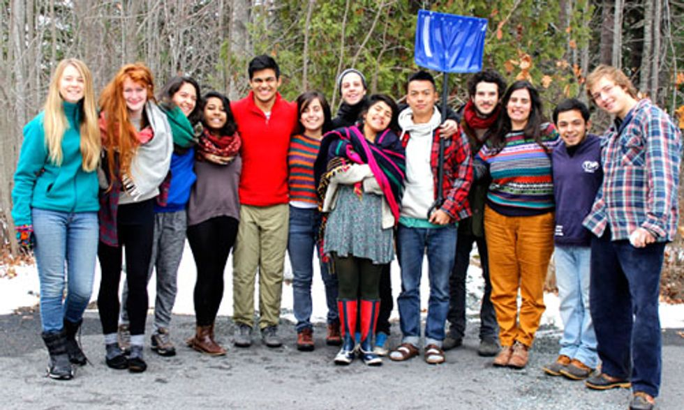 Youth Voices Ignored at Lima Climate Talks