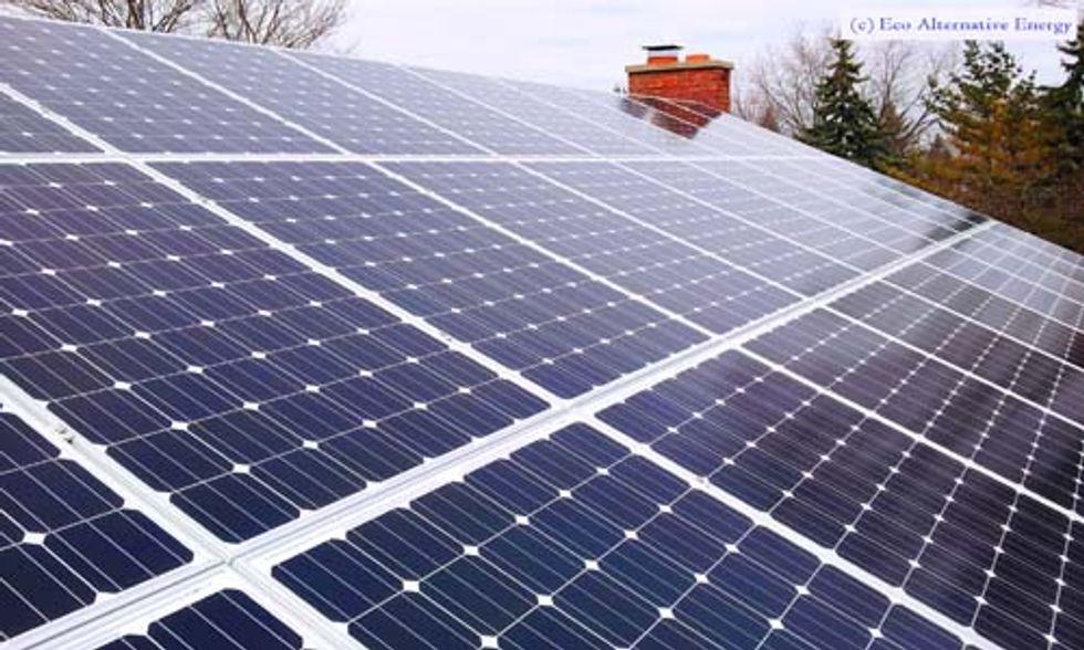 Rooftop Solar Set to Outshine Massive Solar Farms