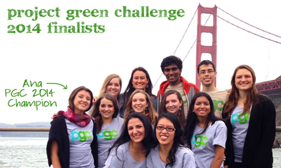 3 Teen Changemakers Rock 30-Day Eco Lifestyle Challenge
