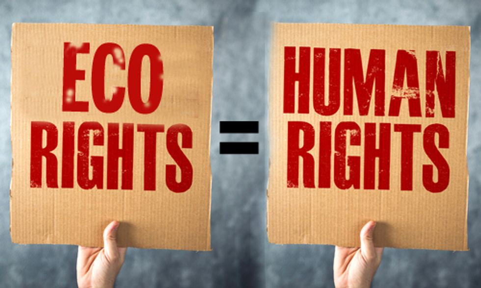 Why We Can't Be Silent About Michael Brown, Eric Garner and Immigration Reform