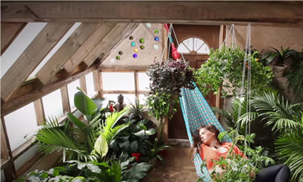 Grow Food Year Round With Radically Sustainable Passive Solar Greenhouse