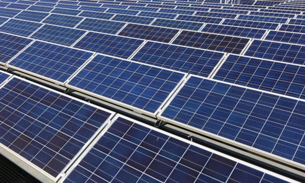 Every 3 Minutes Solar Industry Flips Switch on New Project