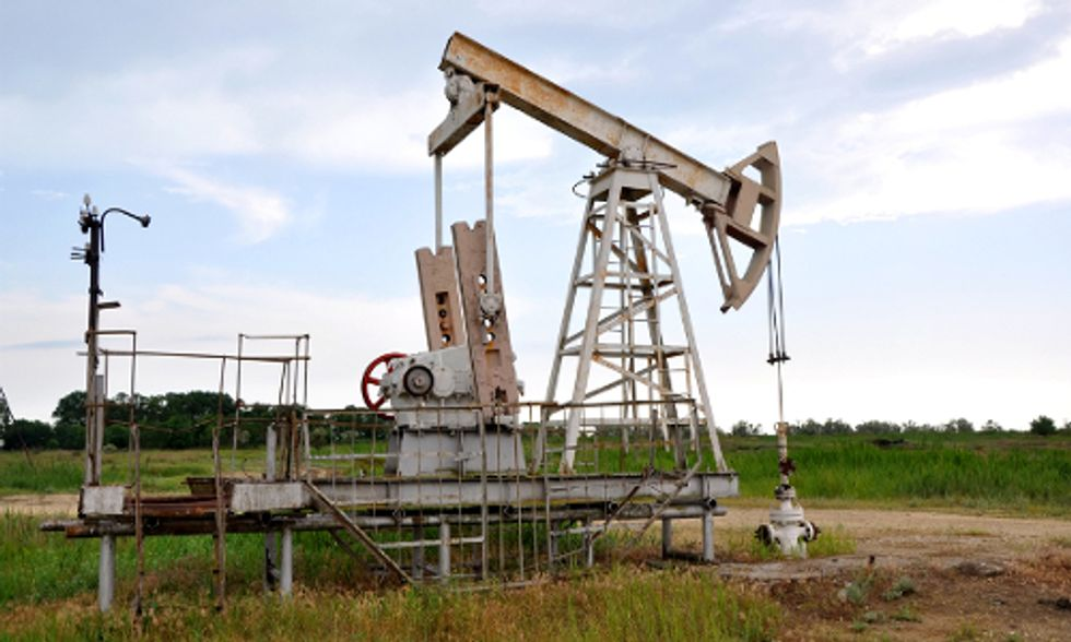 Abandoned Oil and Gas Wells 'High Emitters' of Methane Gas
