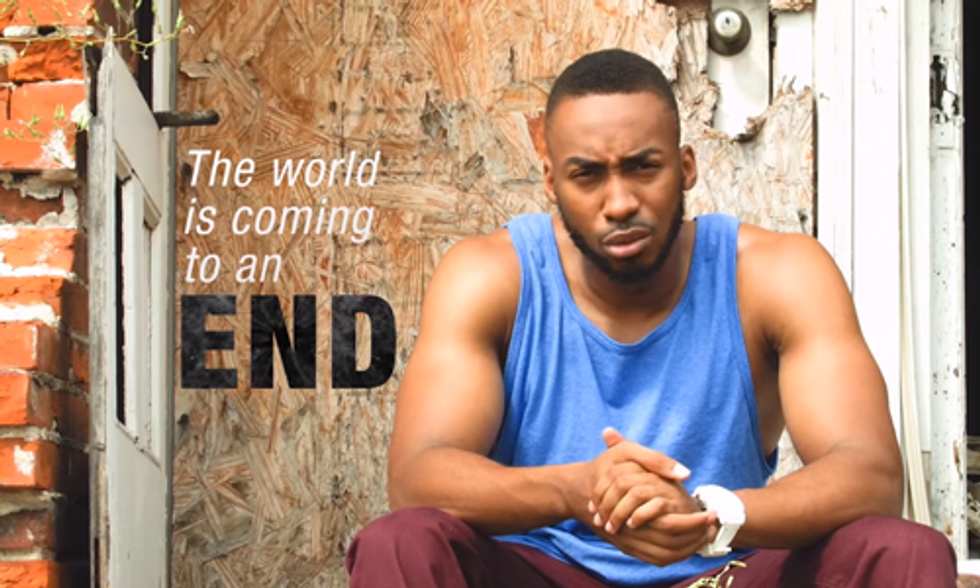 Viral Video Asks: Why I Think This World Should End