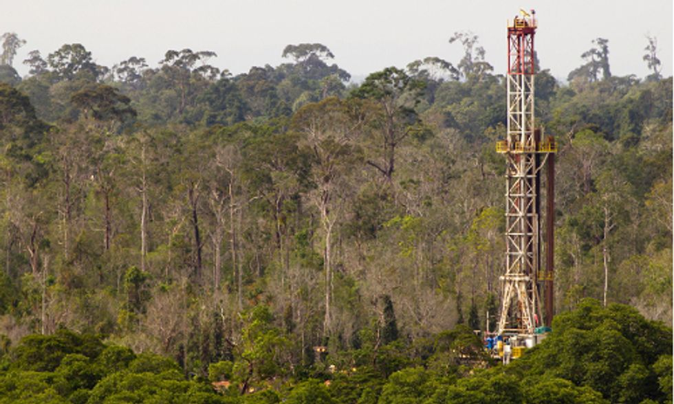 Federal Bill Introduced to Ban Fracking on Public Lands