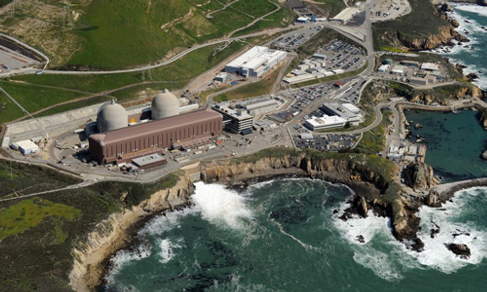 Anti-Nuke Activists Fight to Close Diablo Canyon