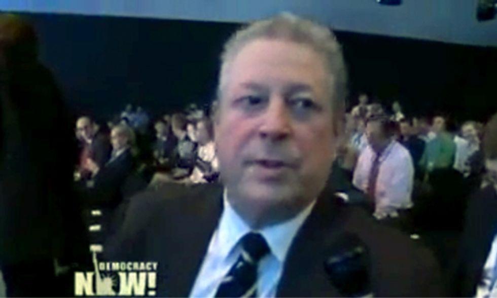 Al Gore Urges Obama to Reject Keystone XL Pipeline