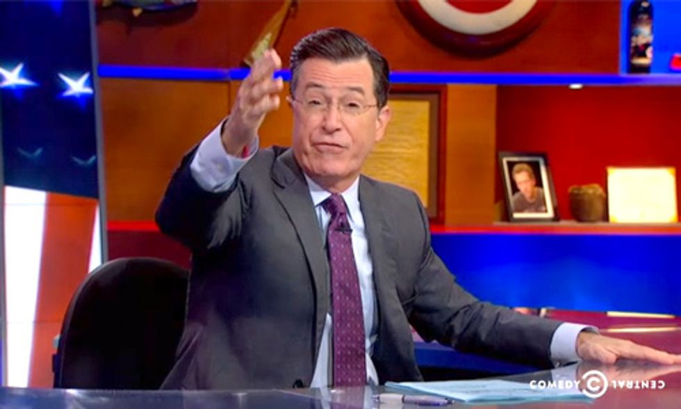 Adieu to Colbert: Celebrating His Top 5 Eco-Segments