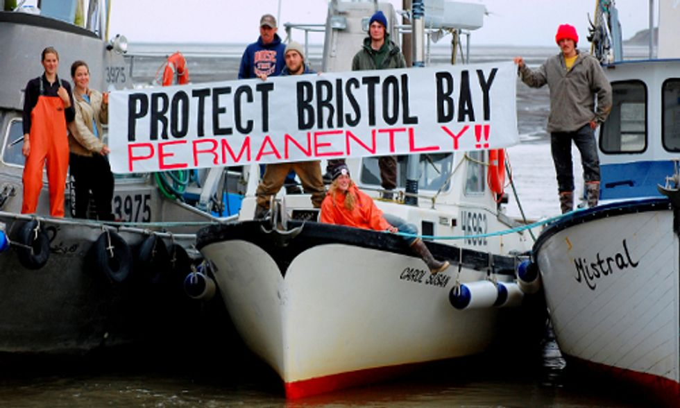 Obama Permanently Protects Alaska's Bristol Bay From Oil and Gas Development