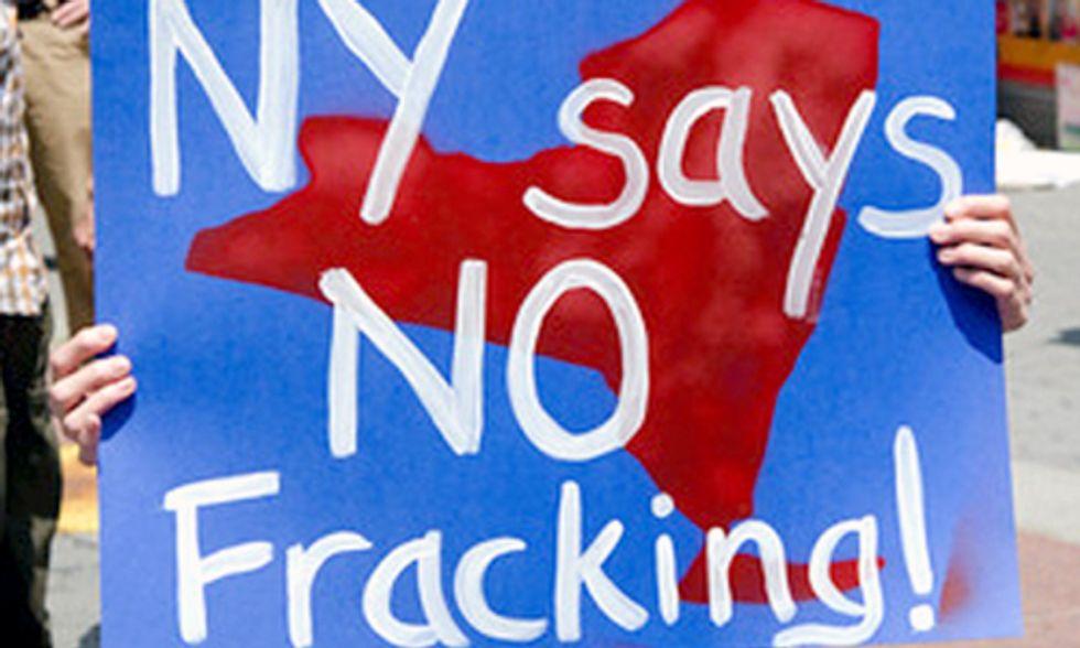 Breaking: Cuomo Bans Fracking in New York State