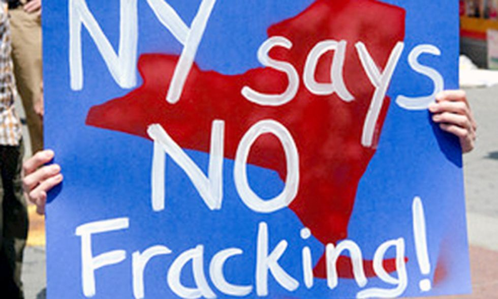 Breaking: Cuomo Bans Fracking in New York State