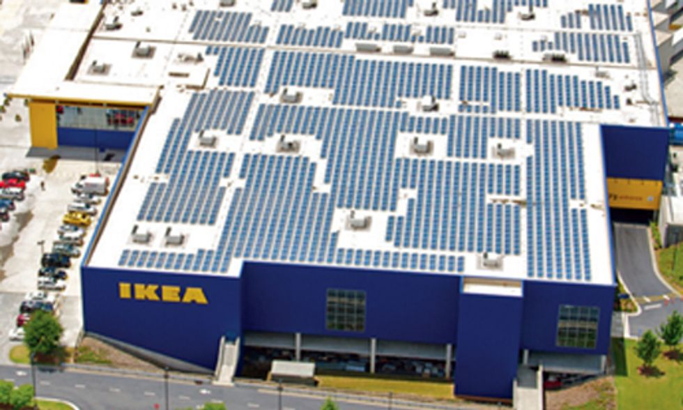 Fortune 500 Companies Unite in Support of Renewable Energy