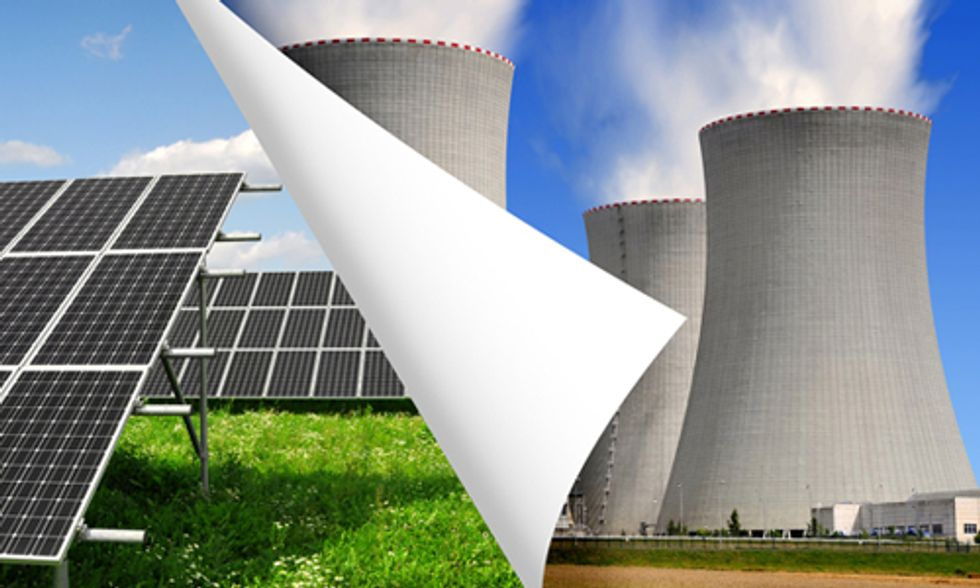 Renewables Outpace Nuclear All Over the World