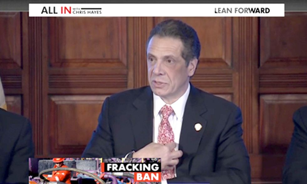RFK, Jr. and Josh Fox Chime in on New York Fracking Ban Victory