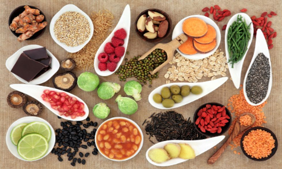 Top 10 Superfoods of 2014