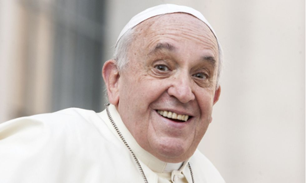 Pope Francis to Escalate Demand for Climate Action in 2015