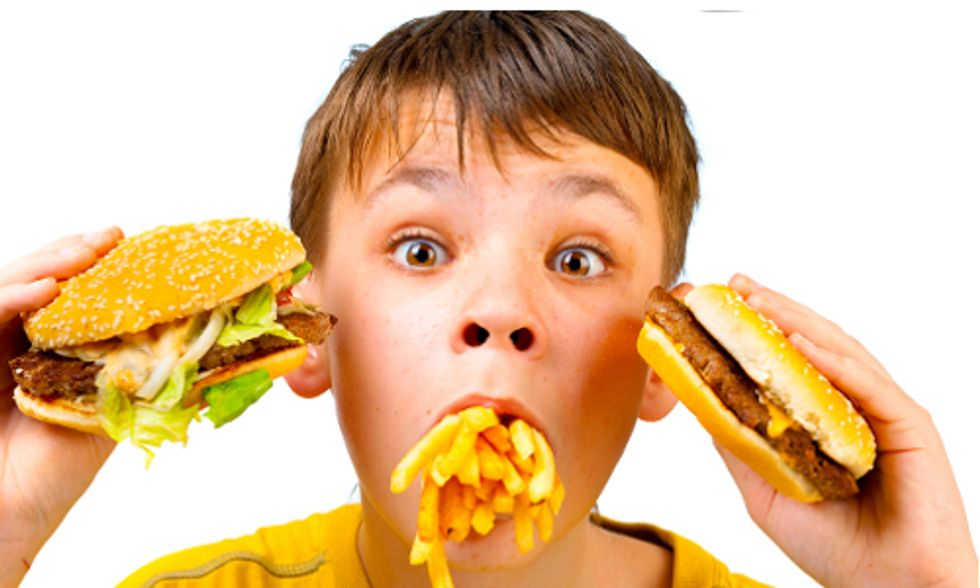 Eating Fast Food Linked to Lower Test Scores