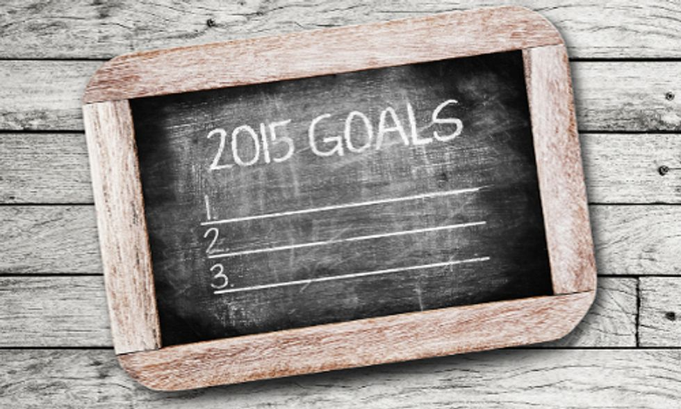 5 Ways to Make New Year's Resolutions You'll Keep