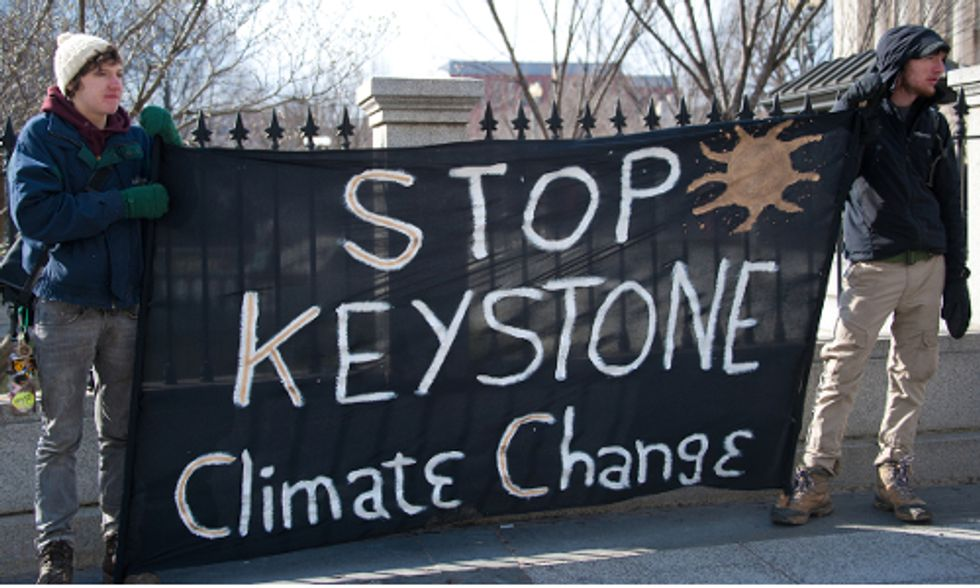 Keystone XL Debate to Take Center Stage in New Congress