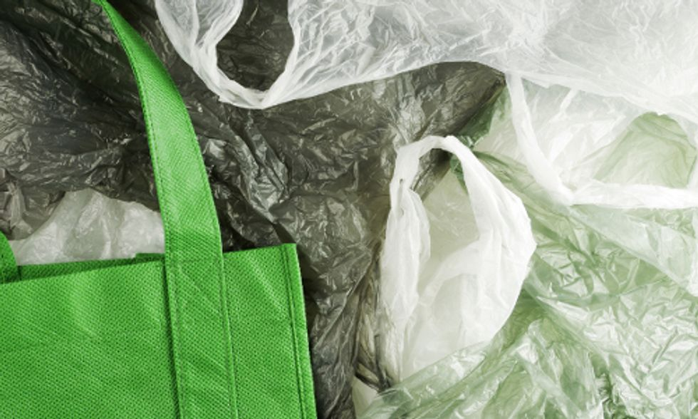 Plastic Bag Manufacturers Spend $3 Million Hoping to Repeal California Ban