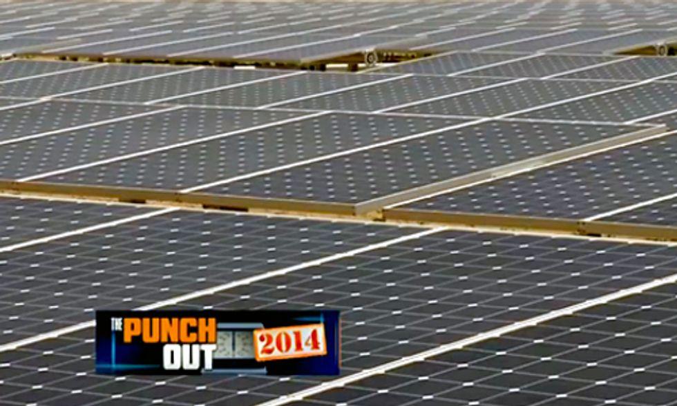 Renewable Energy Revolution Arrives