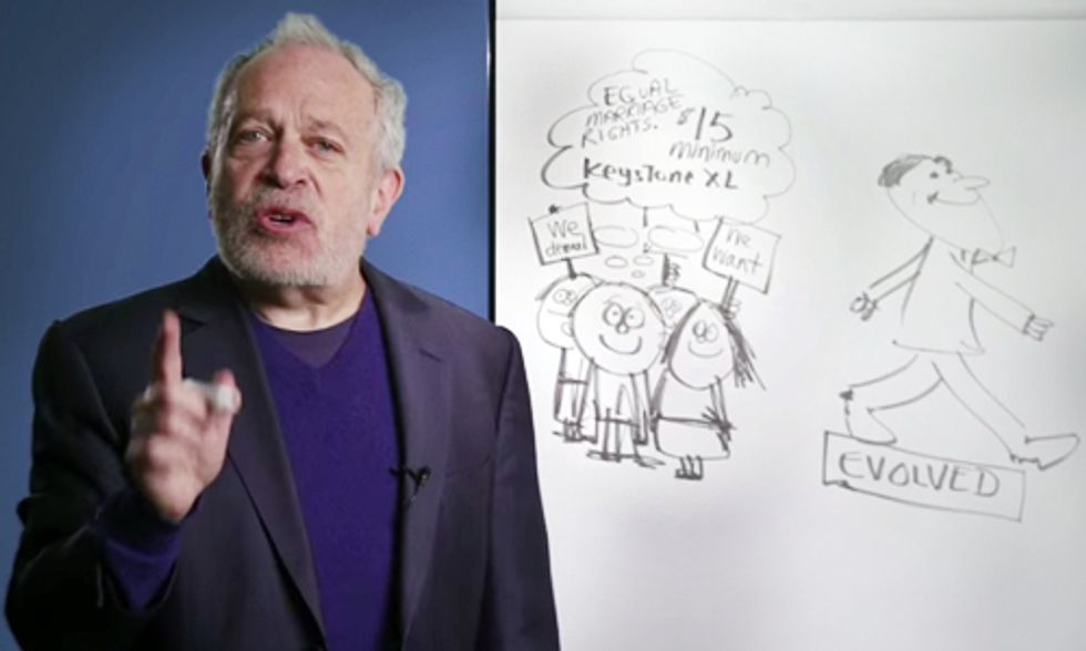 Must-See Robert Reich's 2014 Year in Review