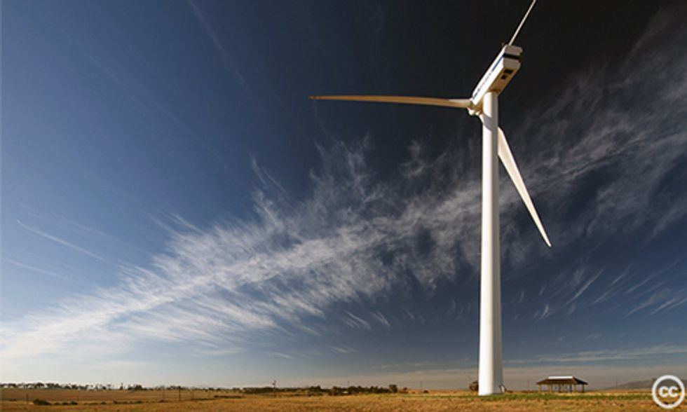 UK Wind Power Smashes Records As Scotland Eyes Fossil-Free Future