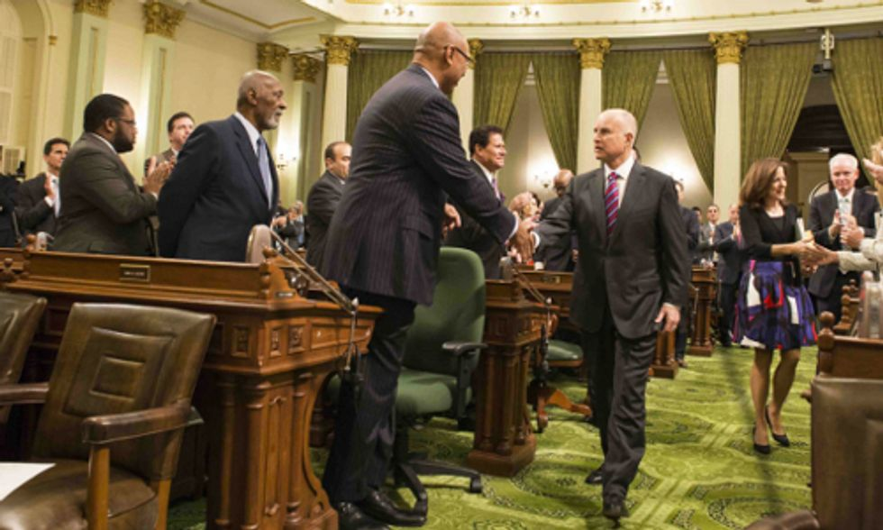 California Governor Calls for 50 Percent Renewable Energy by 2030
