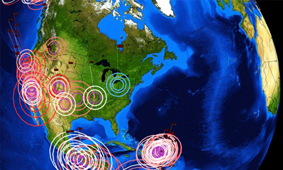 Fracking Confirmed as Cause of Ohio Earthquake