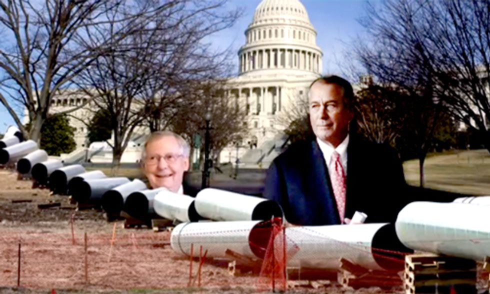 Keystone XL Vote Planned for Friday in the House