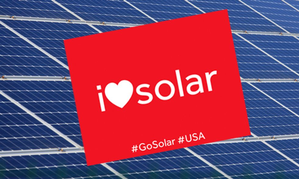 Join 'Shout Out For Solar' Day and Send a Powerful Message to Lawmakers