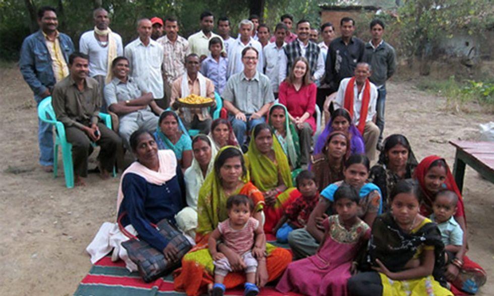 Vandana Shiva and Hummingbird Project Devoted to Saving Seeds and Restoring Soils