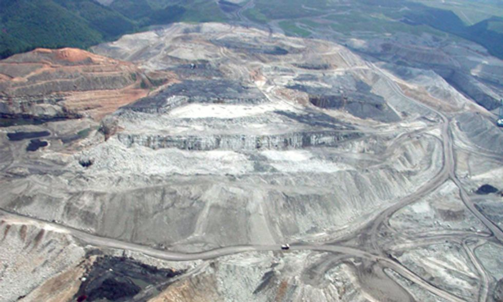 Groups Demand EPA Regulate Toxic Water Pollution from Mountaintop Removal Coal Mining
