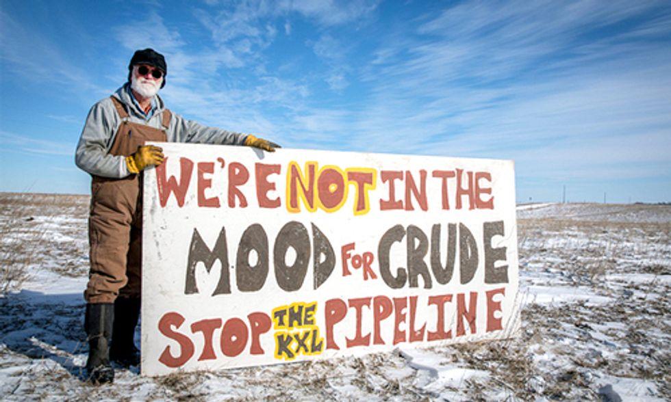 Nebraska Supreme Court Clears Way For Keystone XL Pipeline