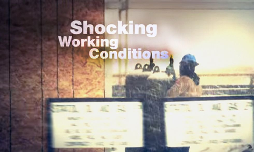 Al Jazeera Exposes Deadly Working Conditions for Bakken Oil Workers