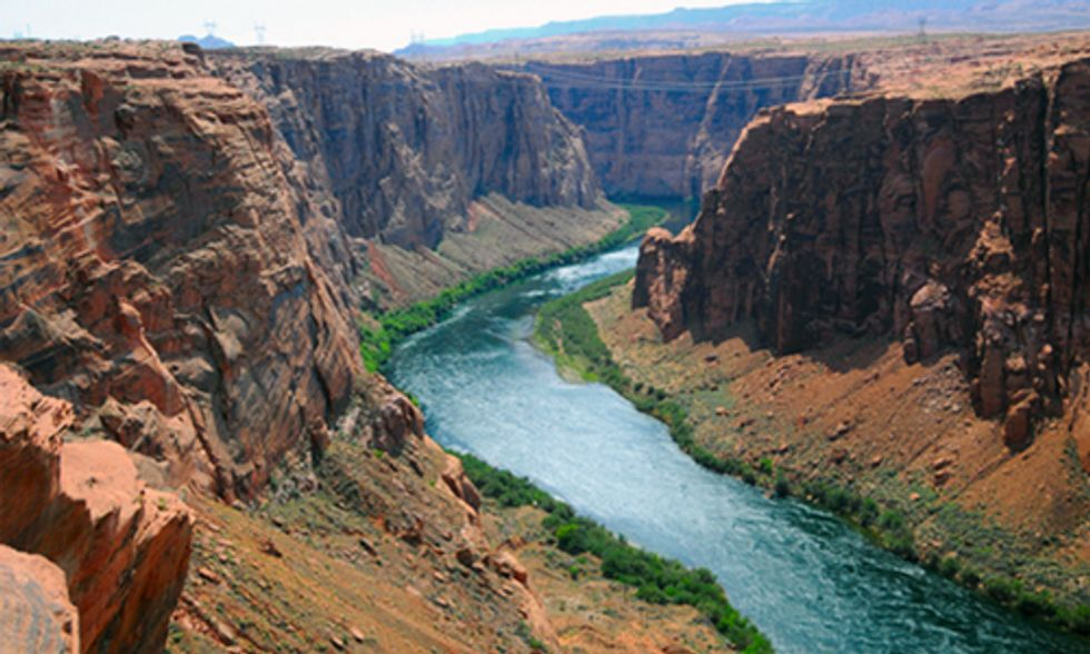 Stop the War Against the Colorado River
