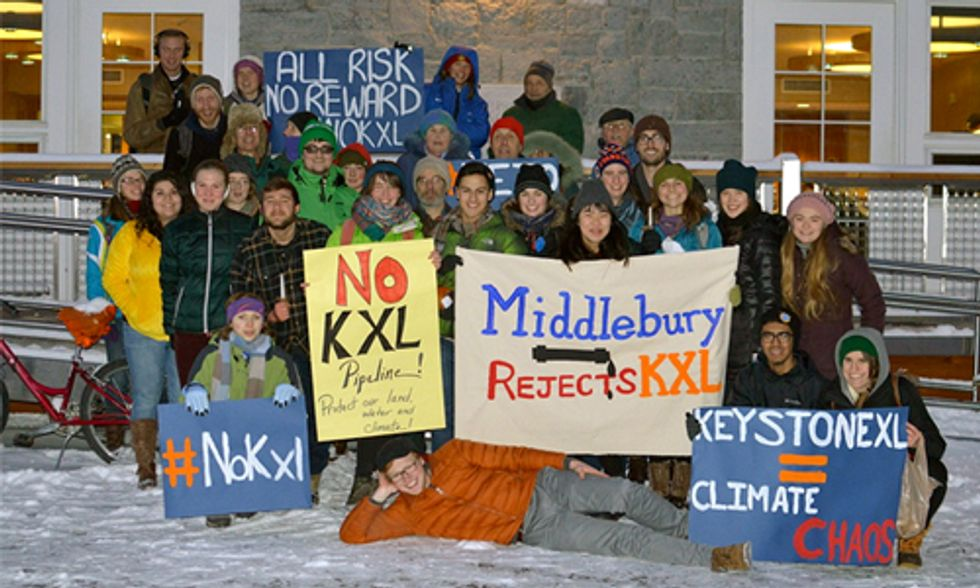 Keystone XL Opponents Rally in All 50 States