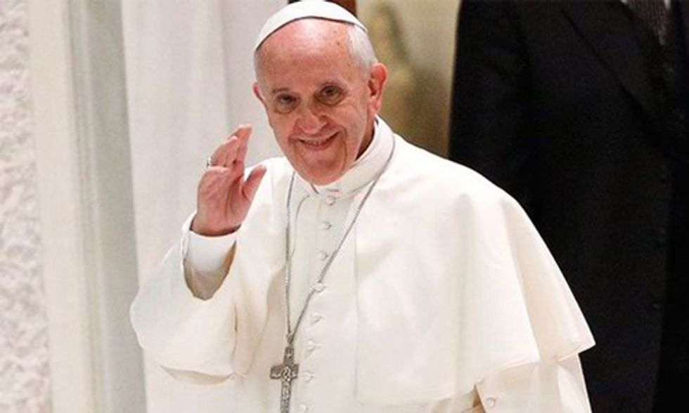 Pope Francis: Acting on Climate Change Is Essential to Faith