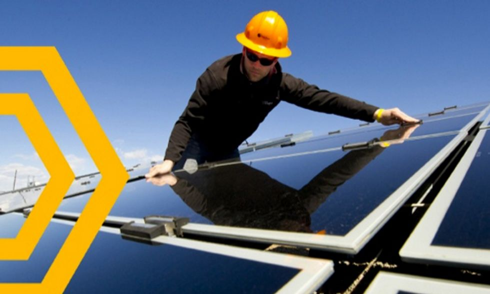 Solar Is Creating Jobs Nearly 20 Times Faster Than Overall U.S. Economy