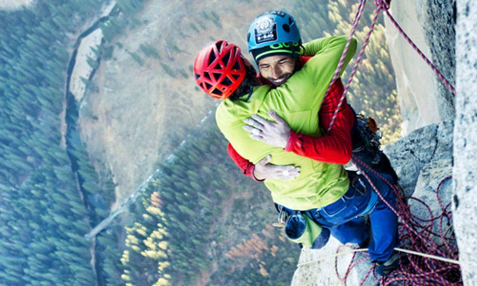 2 Americans Make History Free-Climbing Yosemite's El Capitan