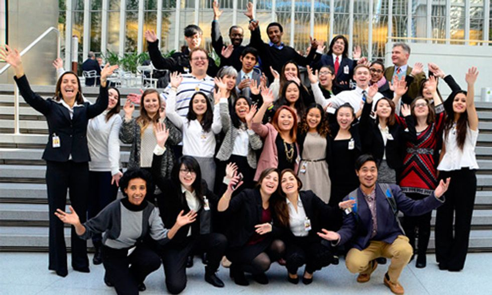 Inspired Youth Take On Their Future by Learning How to Tackle Climate Change